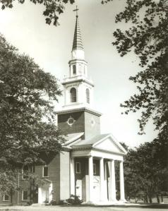SBTS alumni chapel