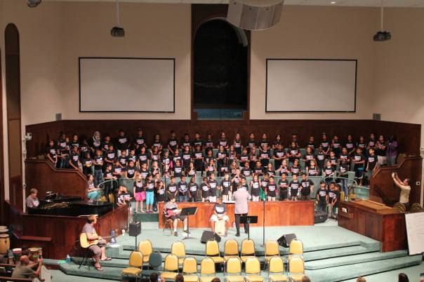 Freedom Choir Final Concert