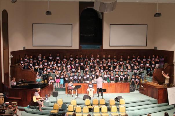 Freedom Choir Final Concert