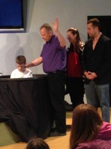 Coen Baptism