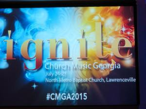 Georgia Chuch Music Event