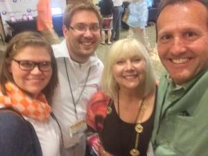 Friends at MMLC 2015