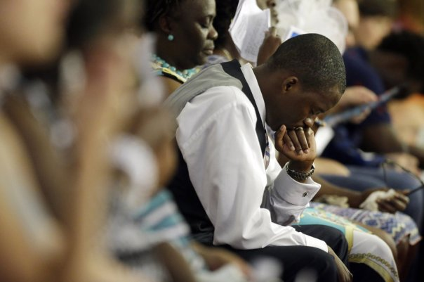 Charleston Worship
